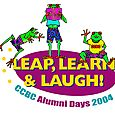 Leap Learn Laugh logo