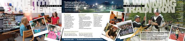 College Search Brochure
