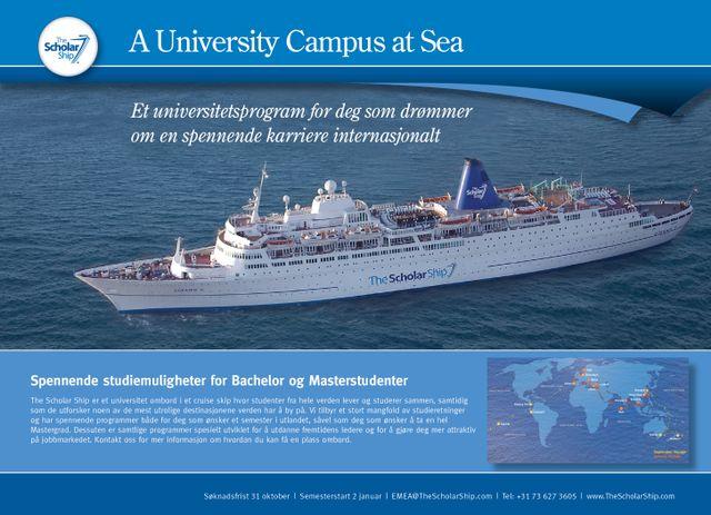 The Scholar Ship_ad