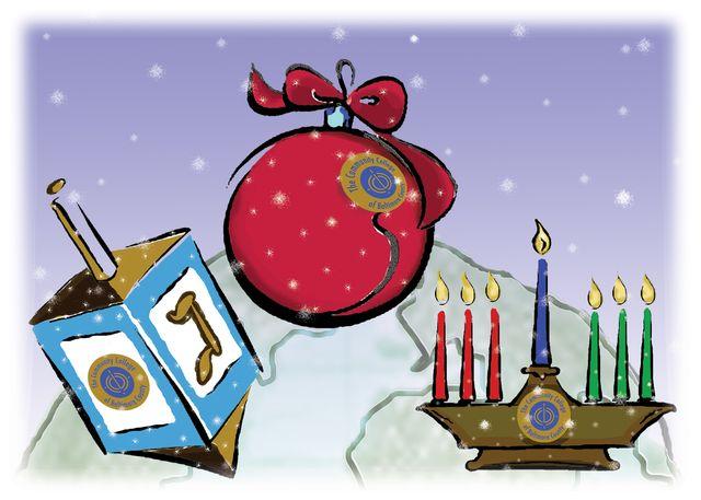 CCBC holiday card art