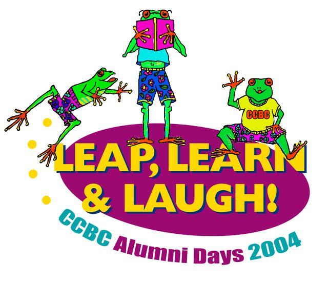 Leap Learn Laugh logo