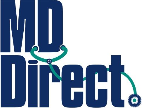 MD Direct 2748:3272 logo